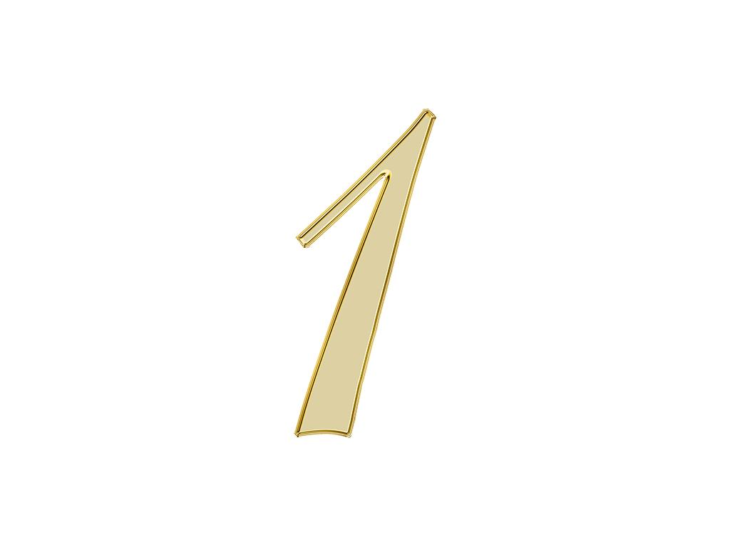 エンジェルナンバー 1