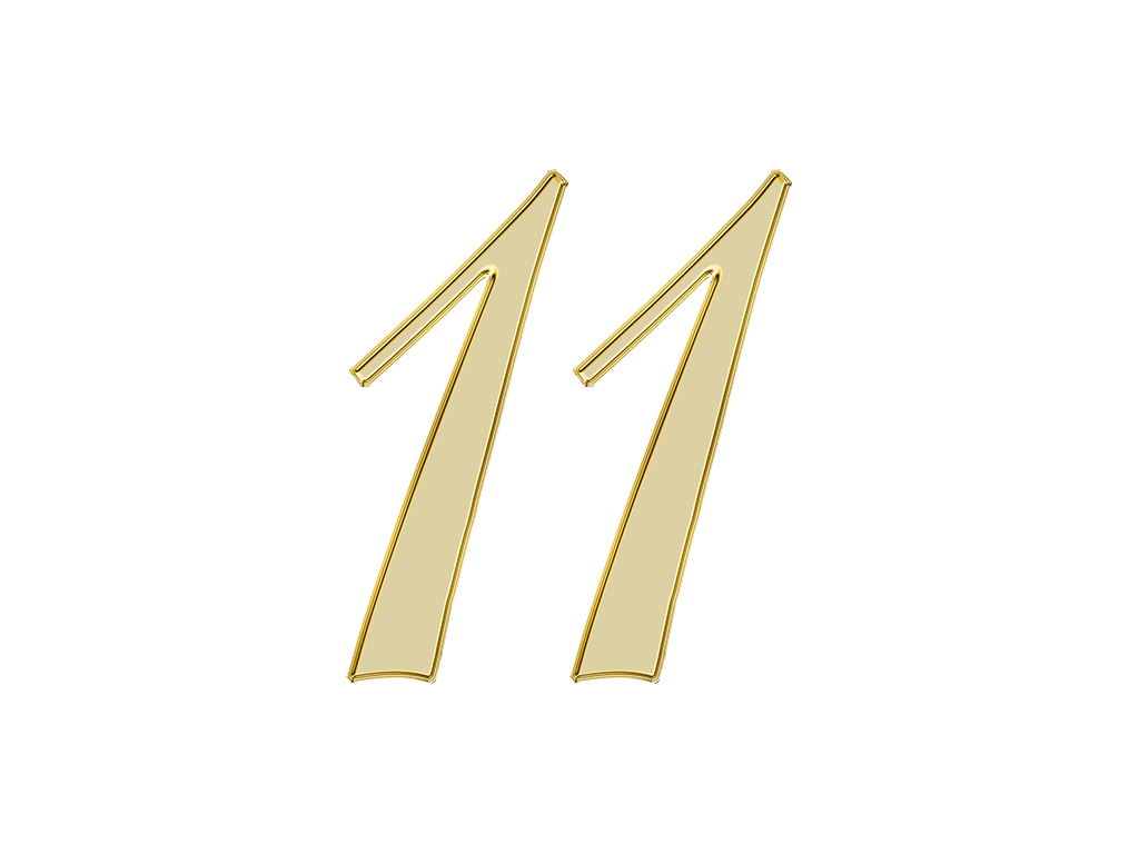 エンジェルナンバー『11』に込められた意味とは?