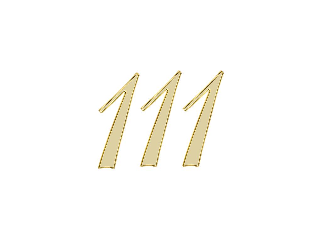 エンジェルナンバー 111