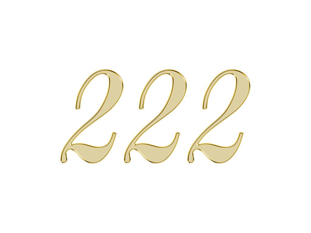 エンジェルナンバー 222
