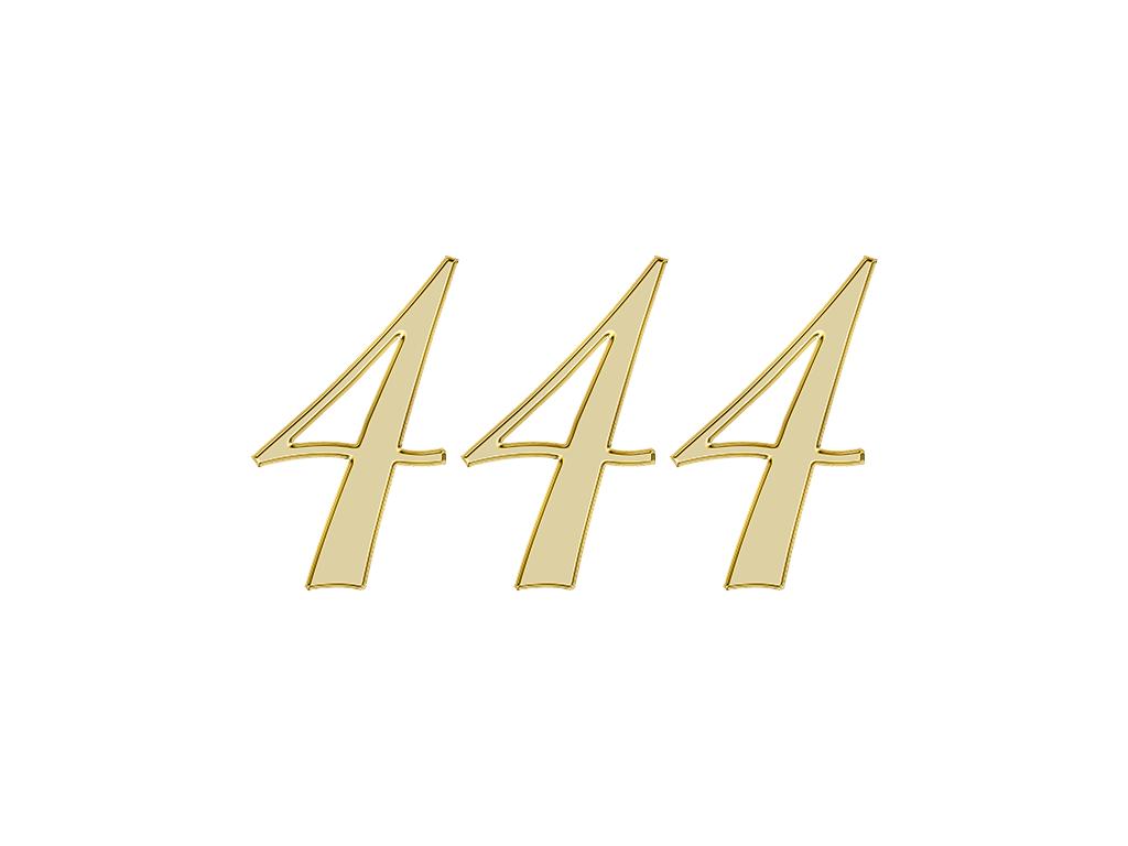 444のエンジェルナンバーが伝えているメッセージとは?