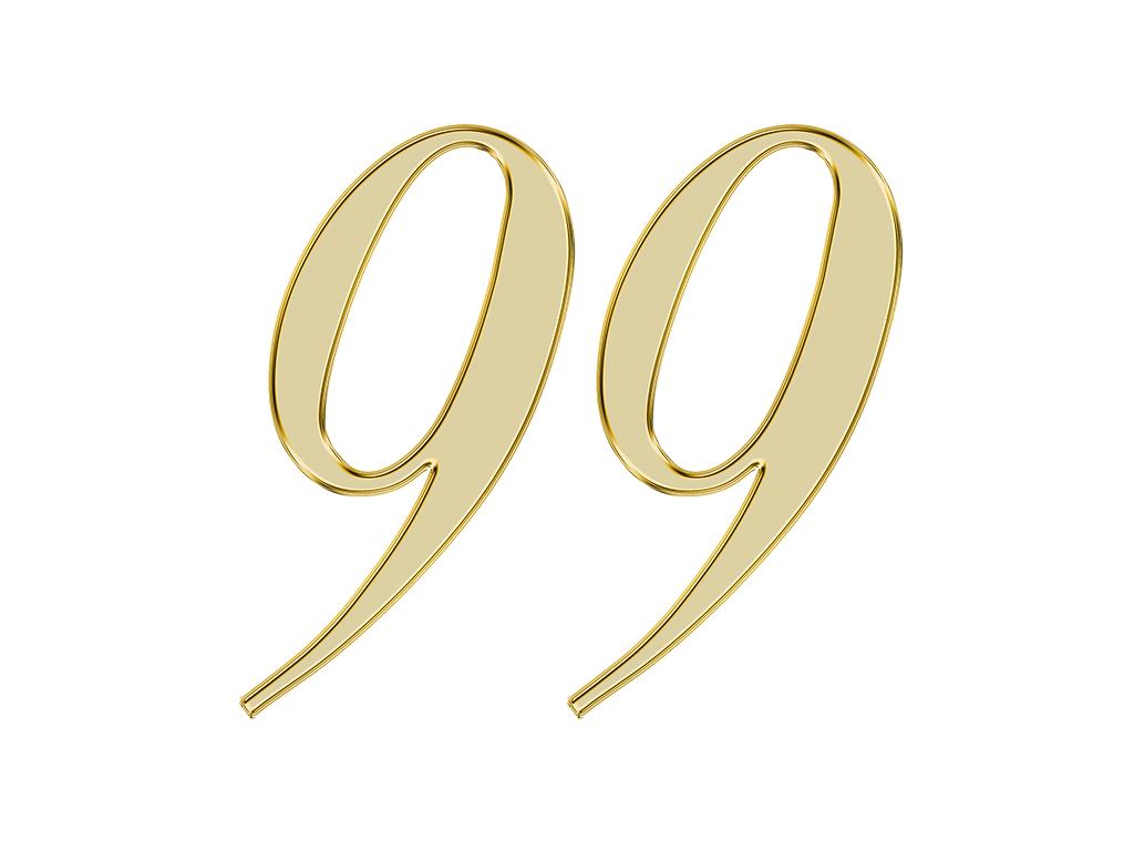 エンジェルナンバー『99』があらわすメッセージとは?