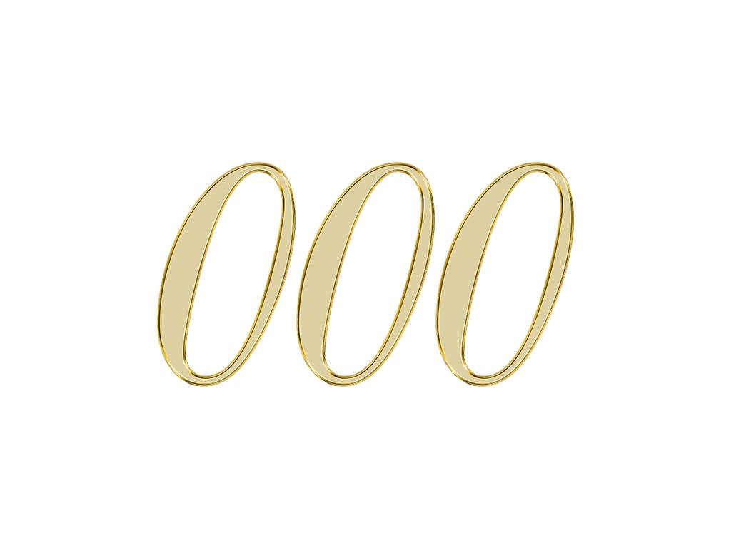 エンジェルナンバー『000』が伝えているメッセージとは?
