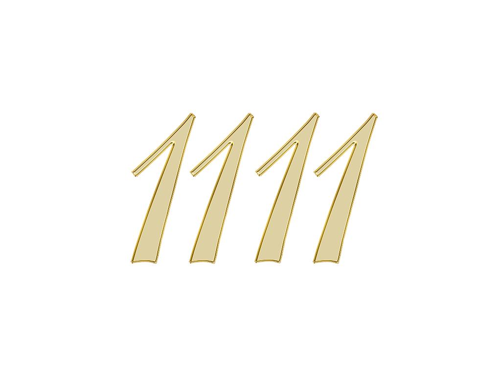 エンジェルナンバー1111が表す意味やメッセージとは?