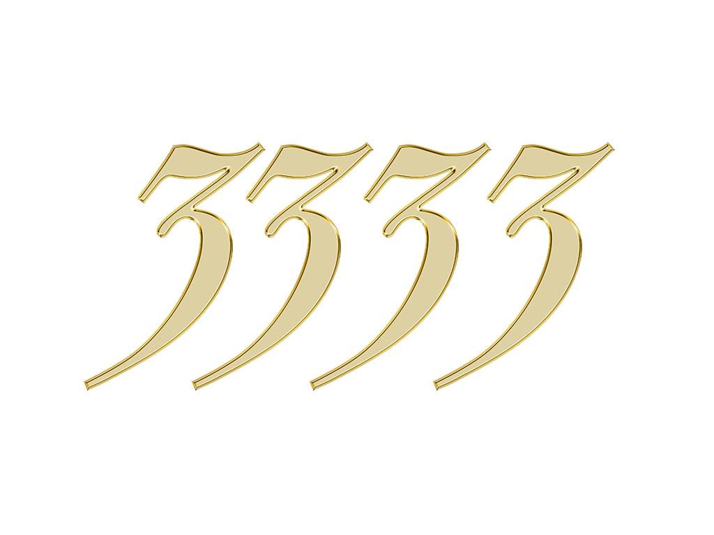 エンジェルナンバー 3333