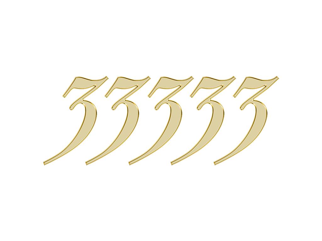 エンジェルナンバー33333が表す意味やメッセージとは?