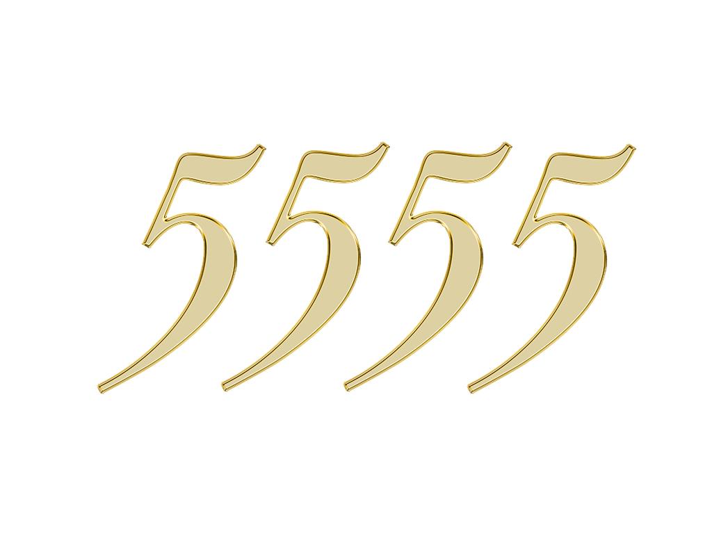 『5555』のエンジェルナンバーが教えてくれている意味とは