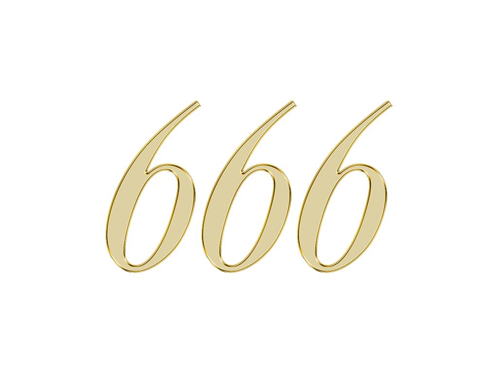 エンジェルナンバー 666