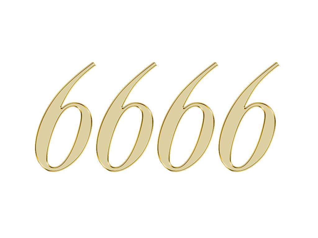 6666のエンジェルナンバーが表す意味やメッセージとは?
