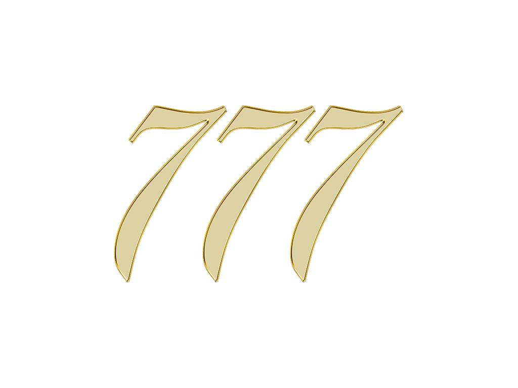 エンジェルナンバー777は幸運のサイン?その意味とは?
