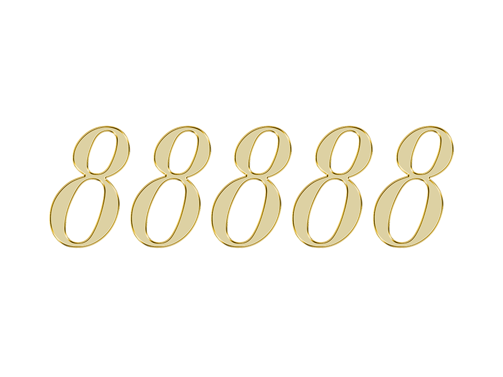 エンジェルナンバー88888が表す意味やメッセージとは?