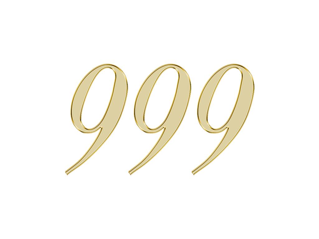 エンジェルナンバー 999