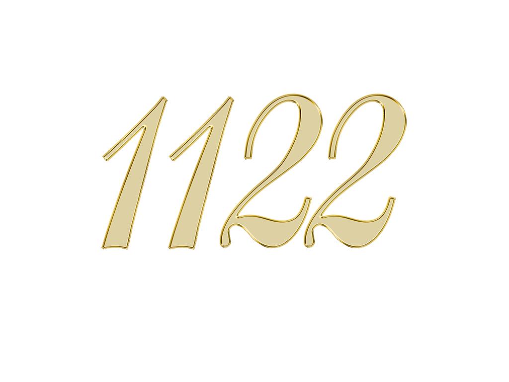 1122 エンジェル ナンバー