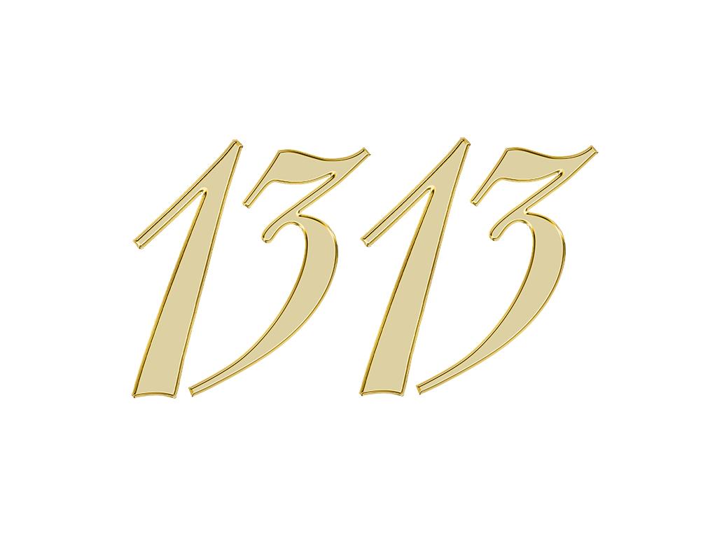 1313のエンジェルナンバーが表す意味やメッセージとは?