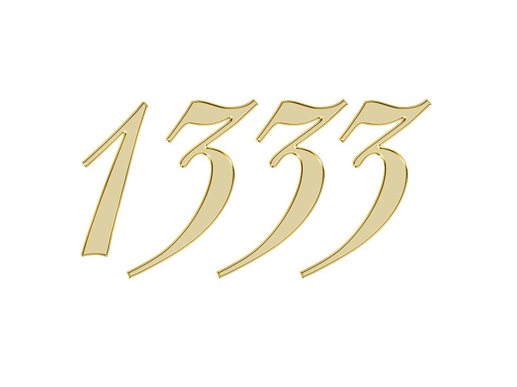 1333のエンジェルナンバーが伝えていることは?