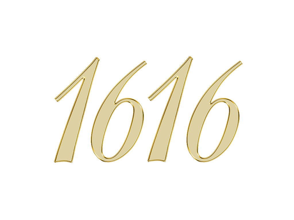 1616 エンジェルナンバー