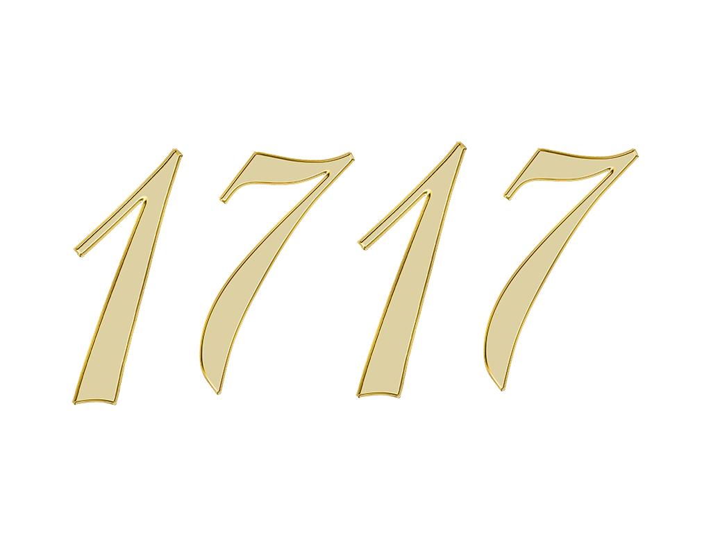 1717のエンジェルナンバーが示す意味やメッセージとは?