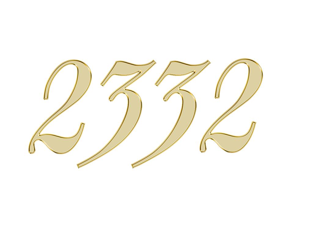 2332のエンジェルナンバーがあらわすメッセージとは?