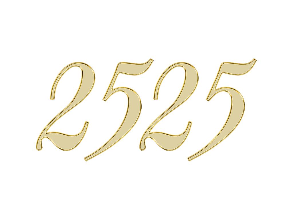 2525 エンジェルナンバー