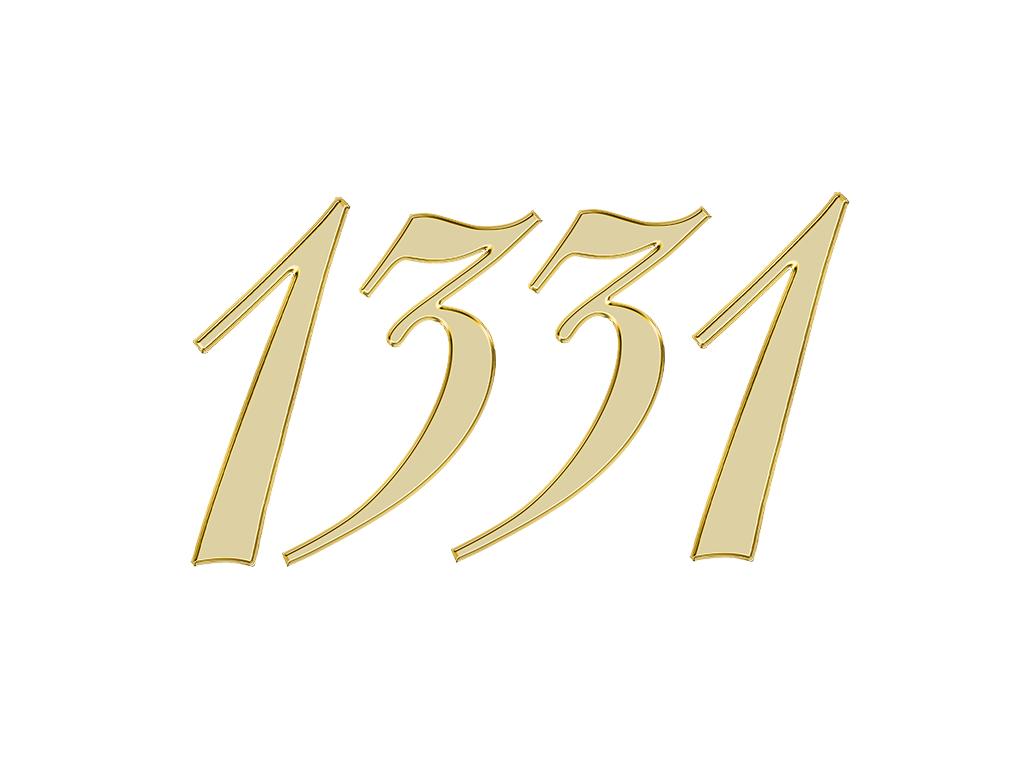 エンジェルナンバー 1331