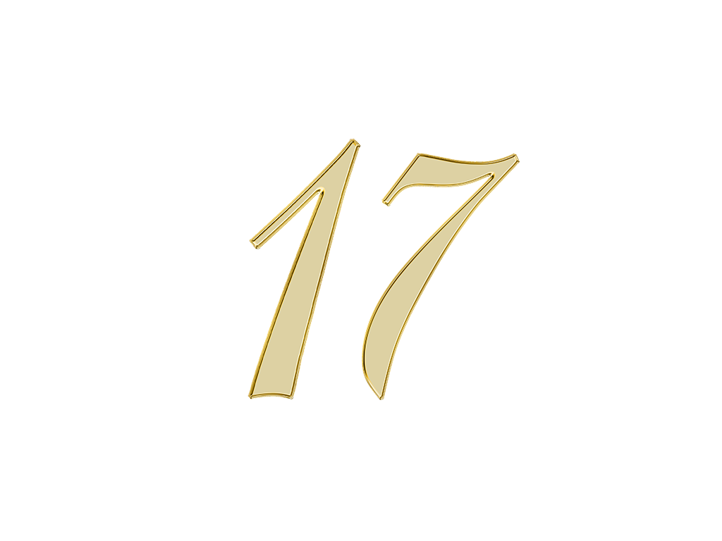 エンジェルナンバー17が示す意味やメッセージとは?