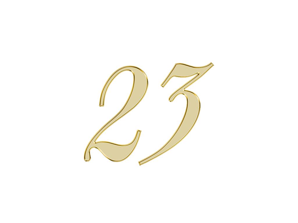 エンジェルナンバー23が表す意味やメッセージとは?