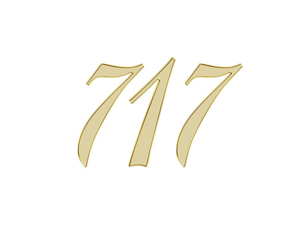 エンジェルナンバー 717