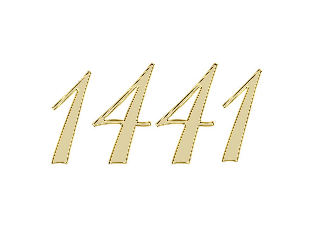 1441 エンジェルナンバー