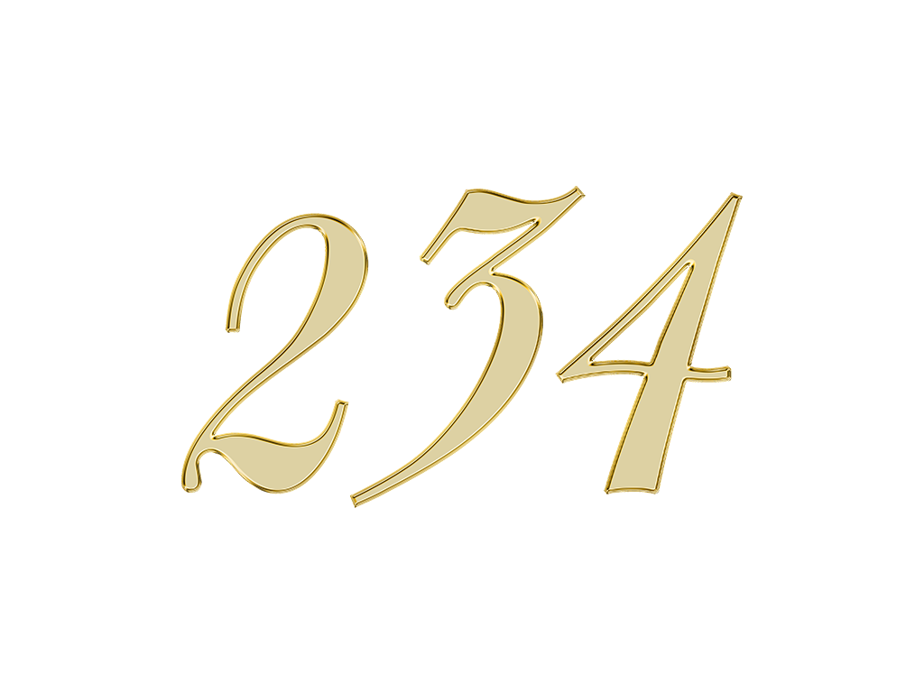 234のエンジェルナンバーが暗示する意味とは?
