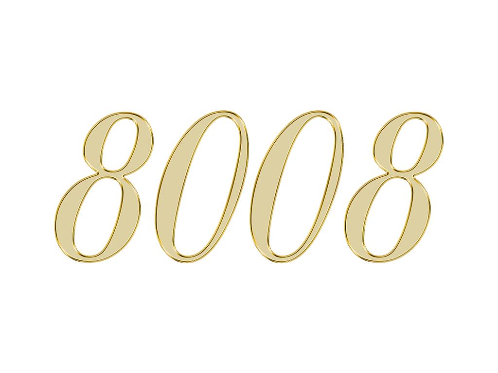 8008のエンジェルナンバーが示す意味やメッセージとは?
