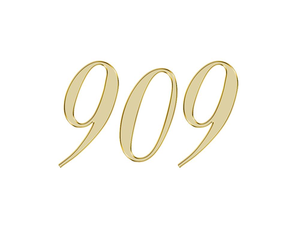 909 エンジェルナンバー