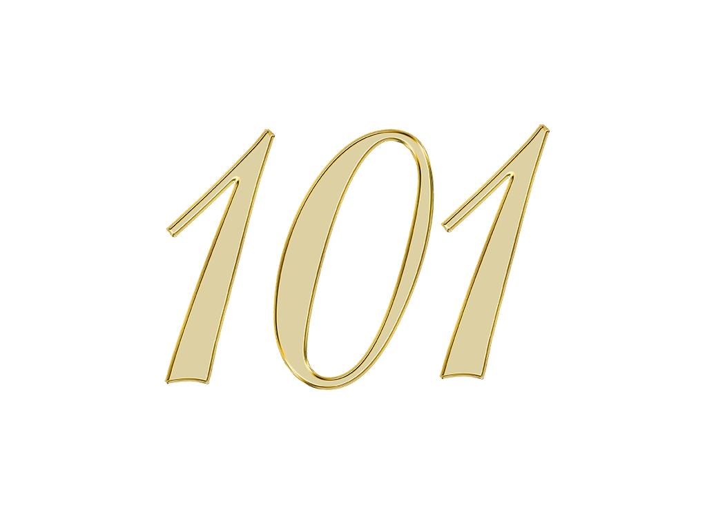 エンジェルナンバー 101