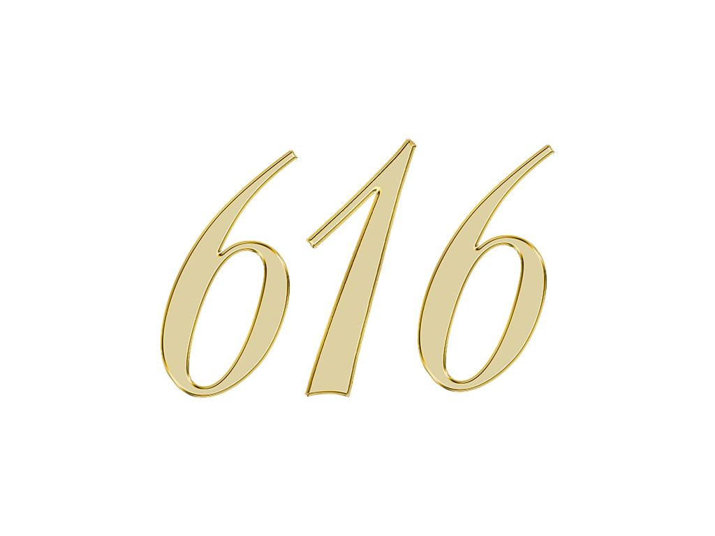 エンジェルナンバー 616