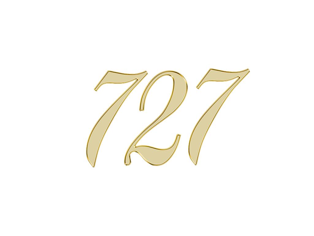 エンジェルナンバー 727