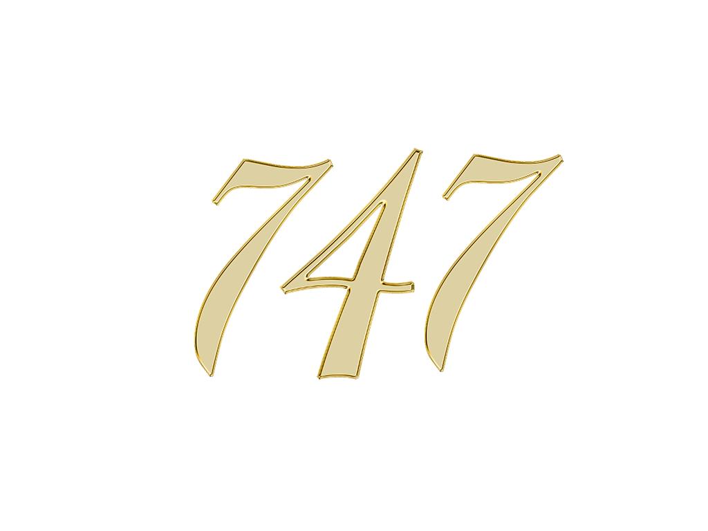 747のエンジェル ナンバーが伝えている意味とは?