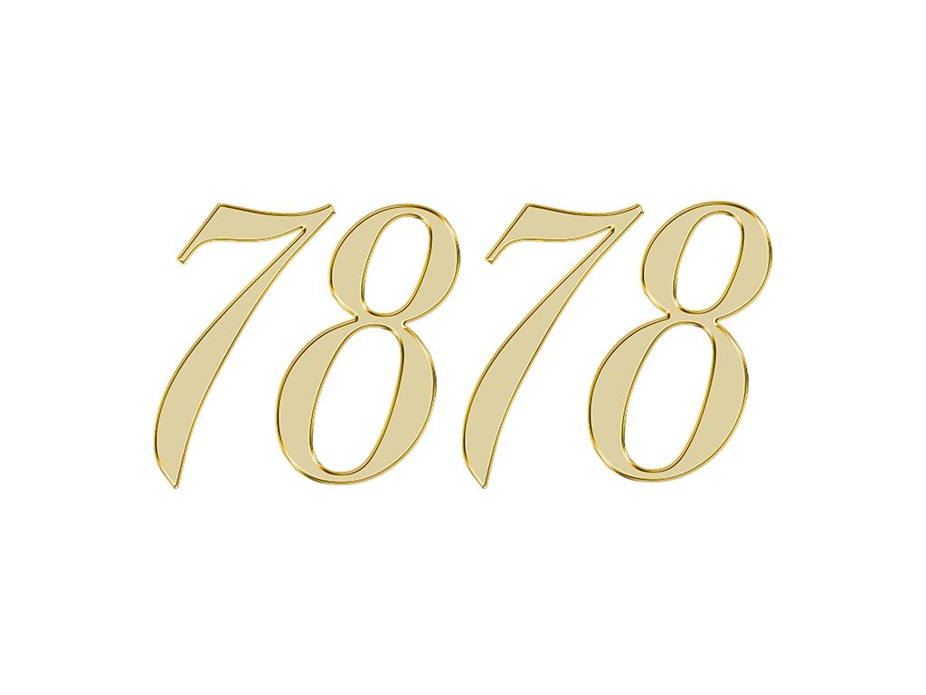 エンジェルナンバー 7878