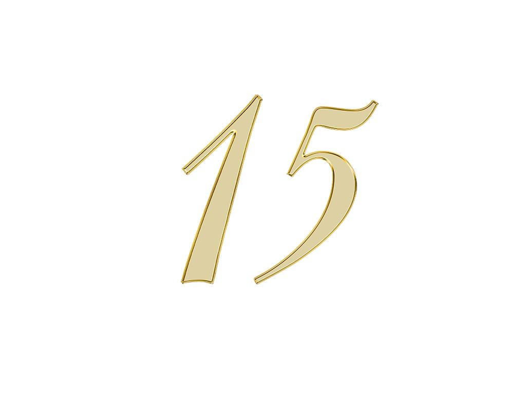 エンジェルナンバー15は何を意味する?そのメッセージとは