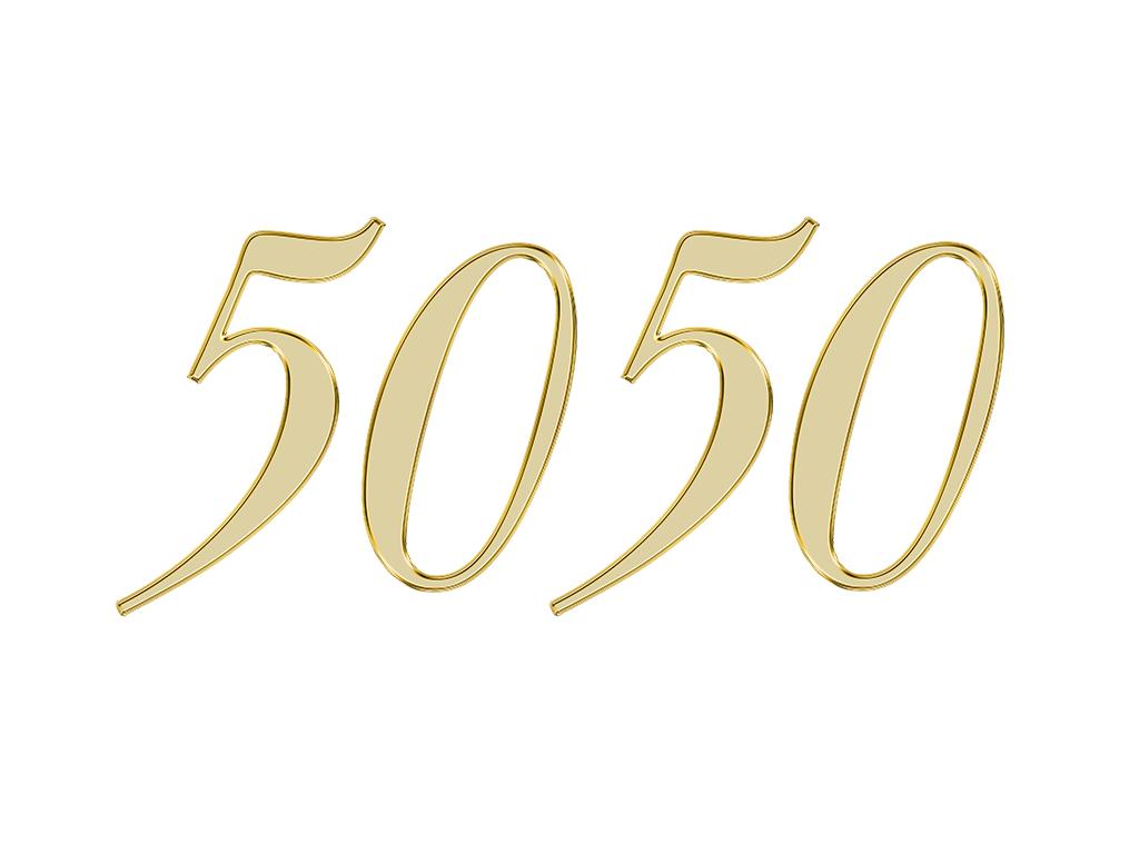 エンジェルナンバー 5050