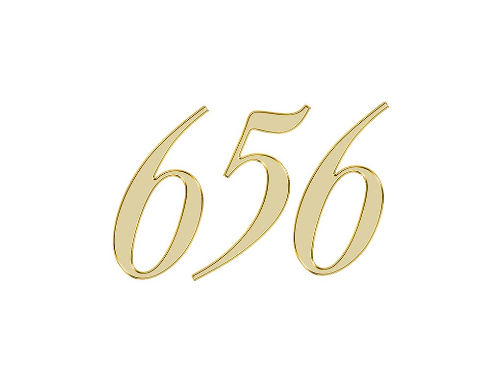 エンジェルナンバー 656