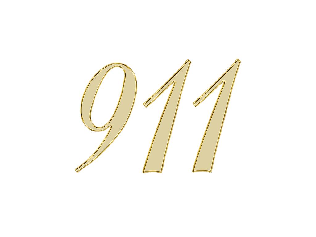 エンジェルナンバー 911