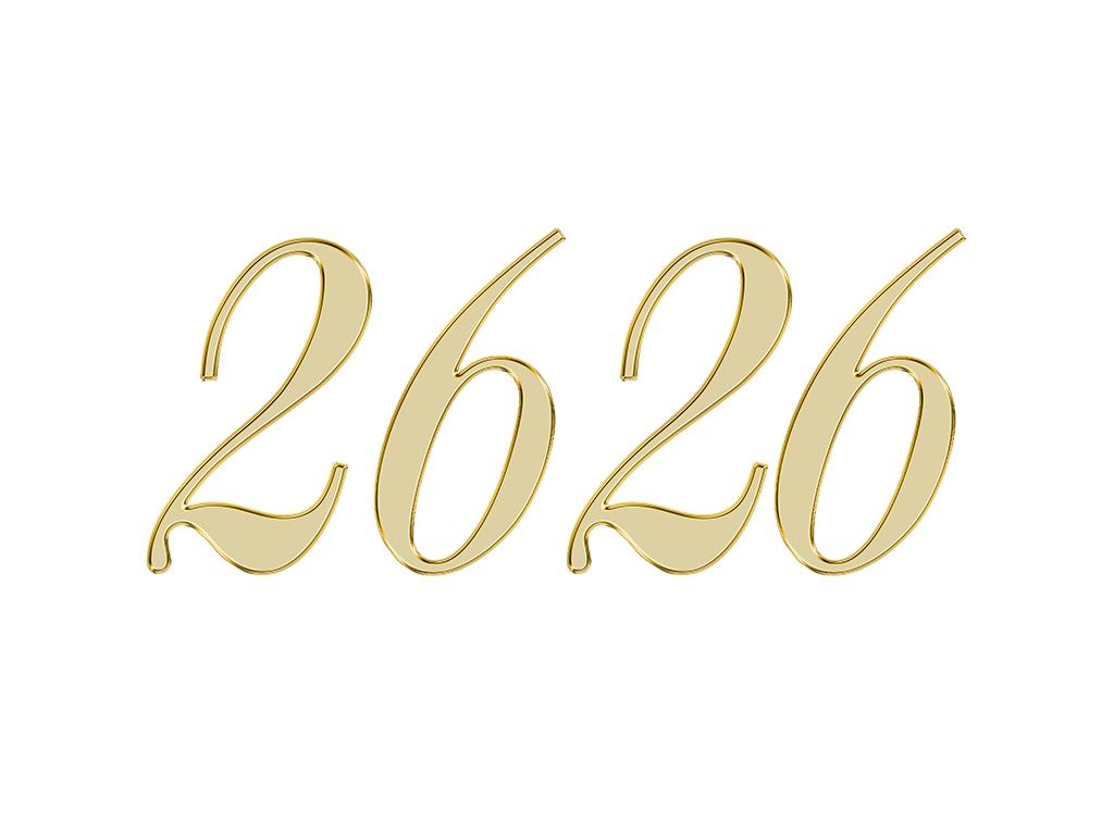 エンジェルナンバー2626があなたに伝えている意味とは?