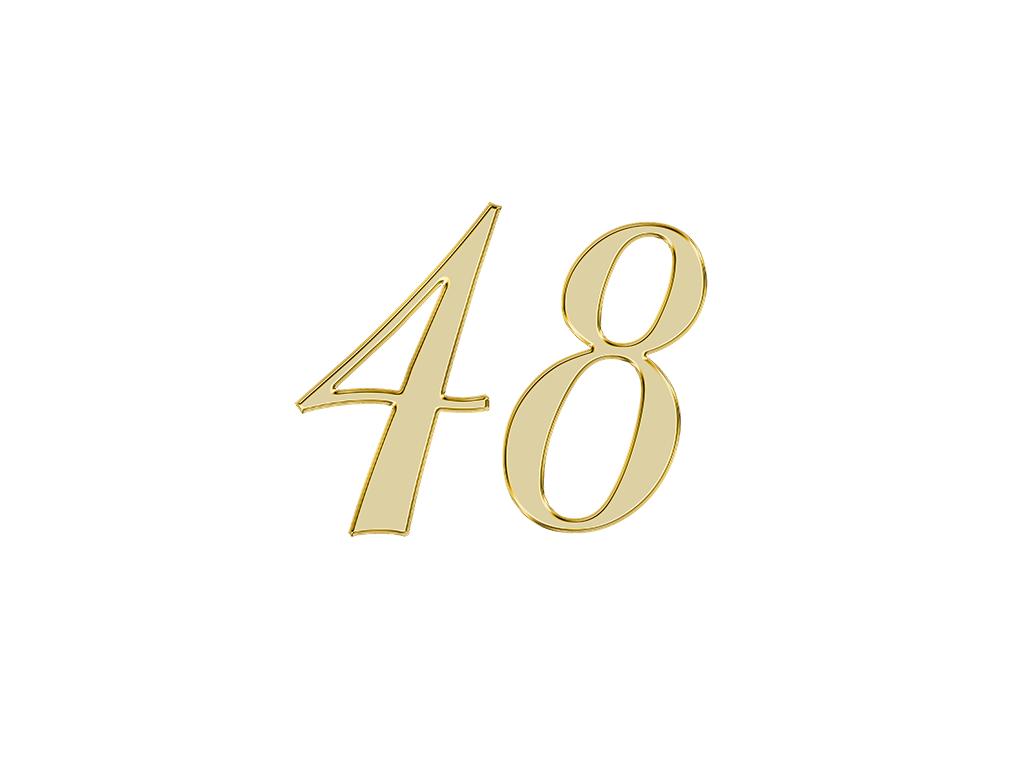 エンジェルナンバー 48