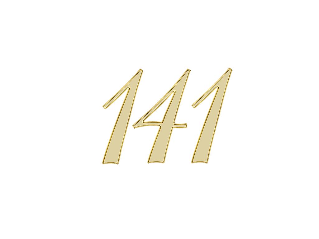 エンジェルナンバー 141