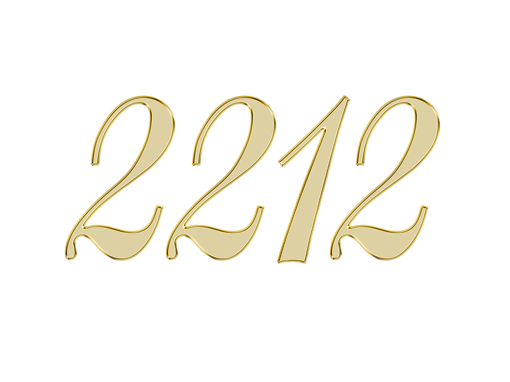 2212のエンジェルがナンバーがあなたに示す意味とは?