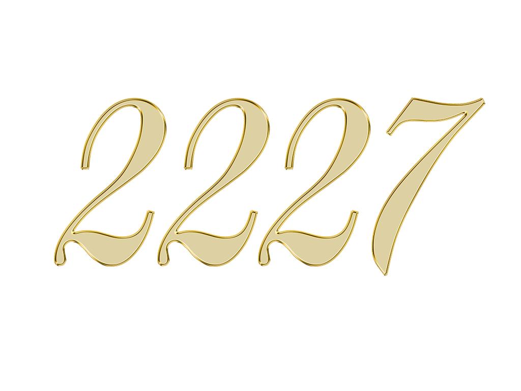エンジェルナンバー 2227