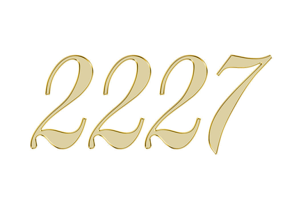 2227のエンジェルナンバーが伝えている意味やメッセージ