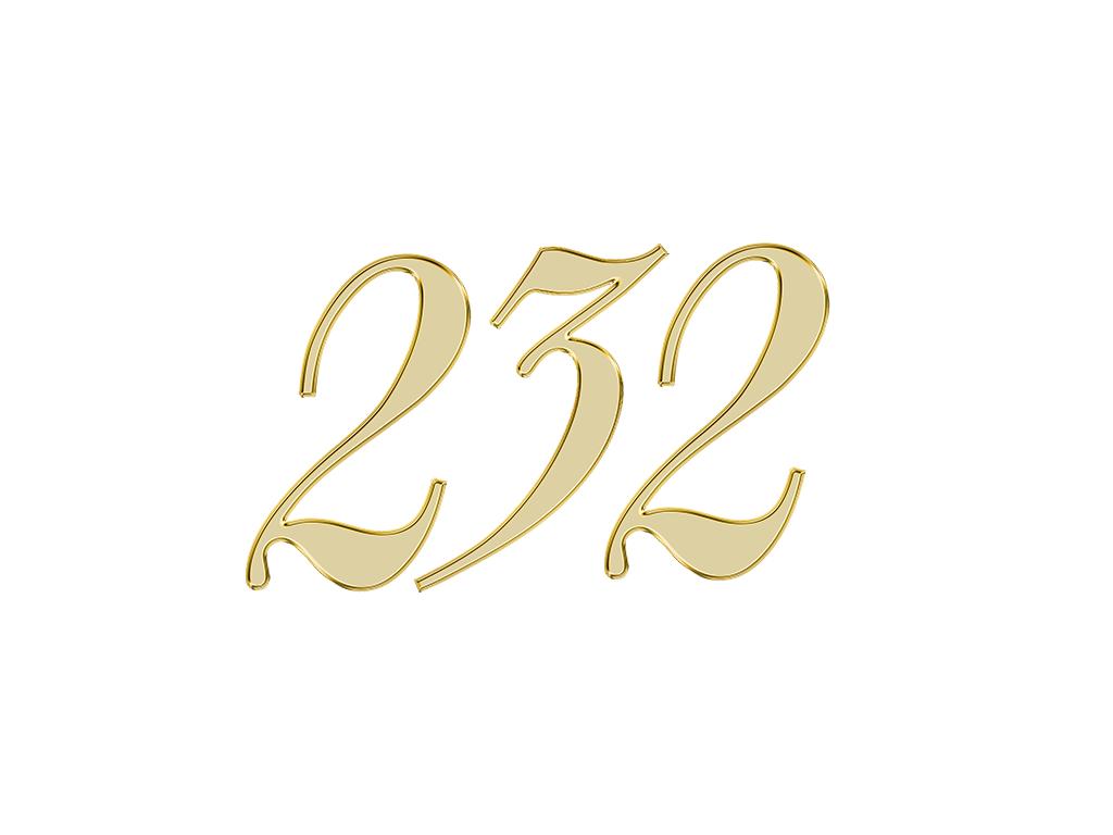 エンジェルナンバー 232