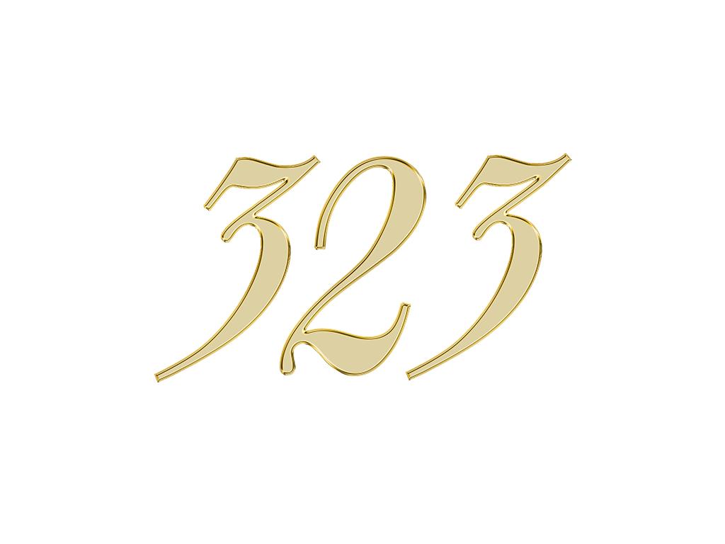エンジェルナンバー 323