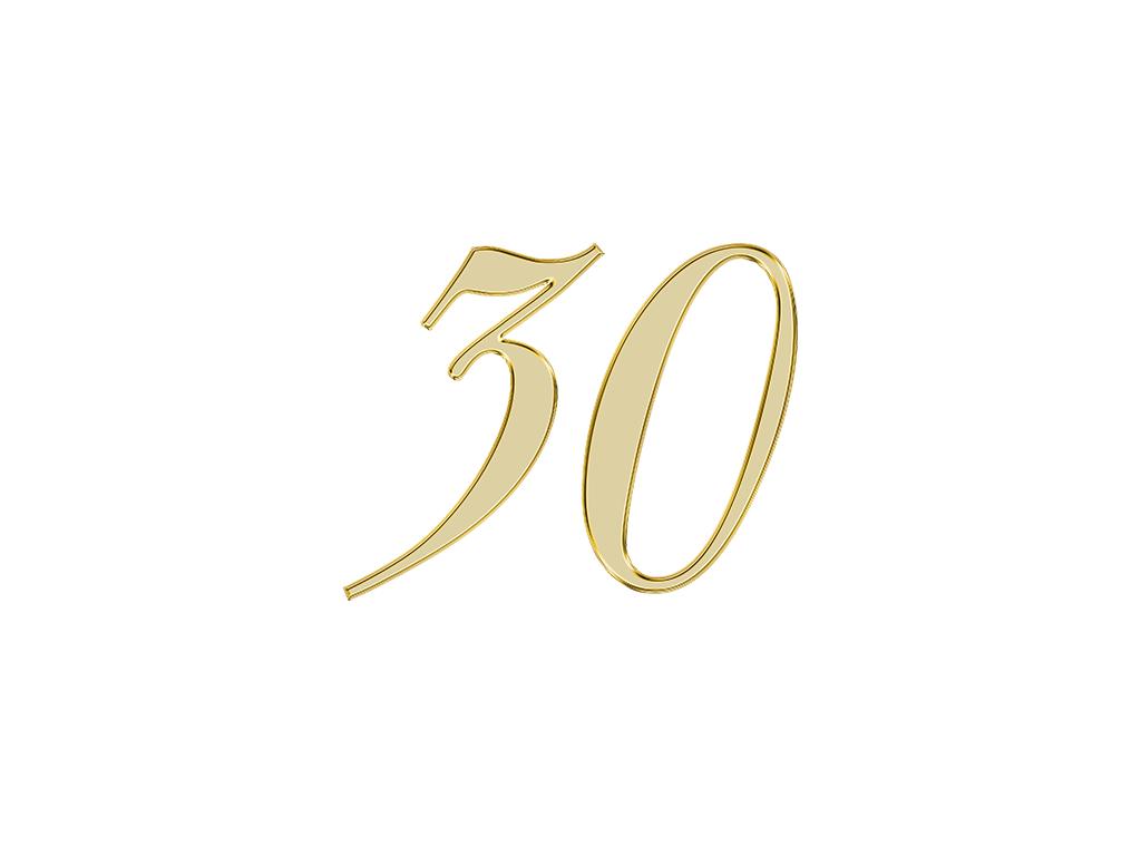 エンジェルナンバー30が持つ意味やメッセージについて