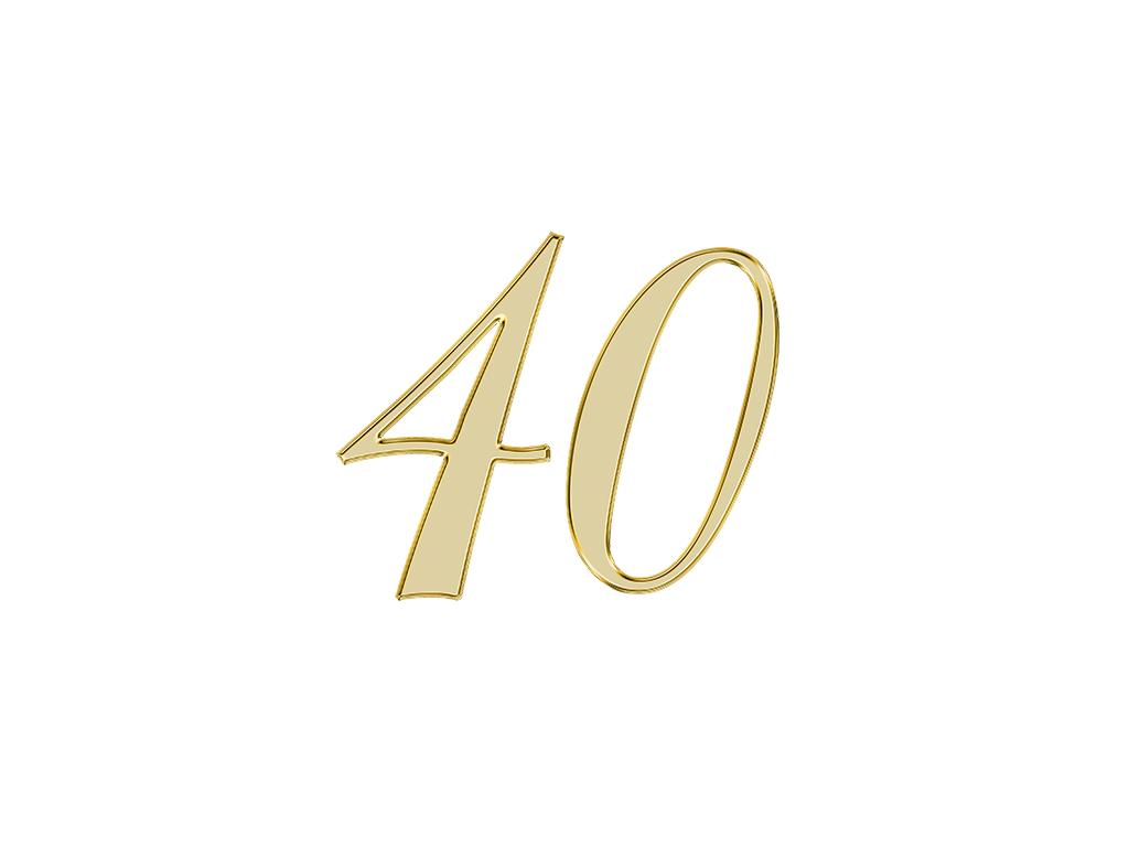 エンジェルナンバー 40